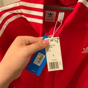 Adidas Jackets & Coats - Adidas crop jacket